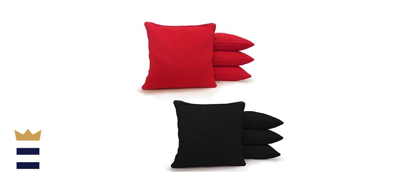 Regulation Duck Cloth Cornhole Bags