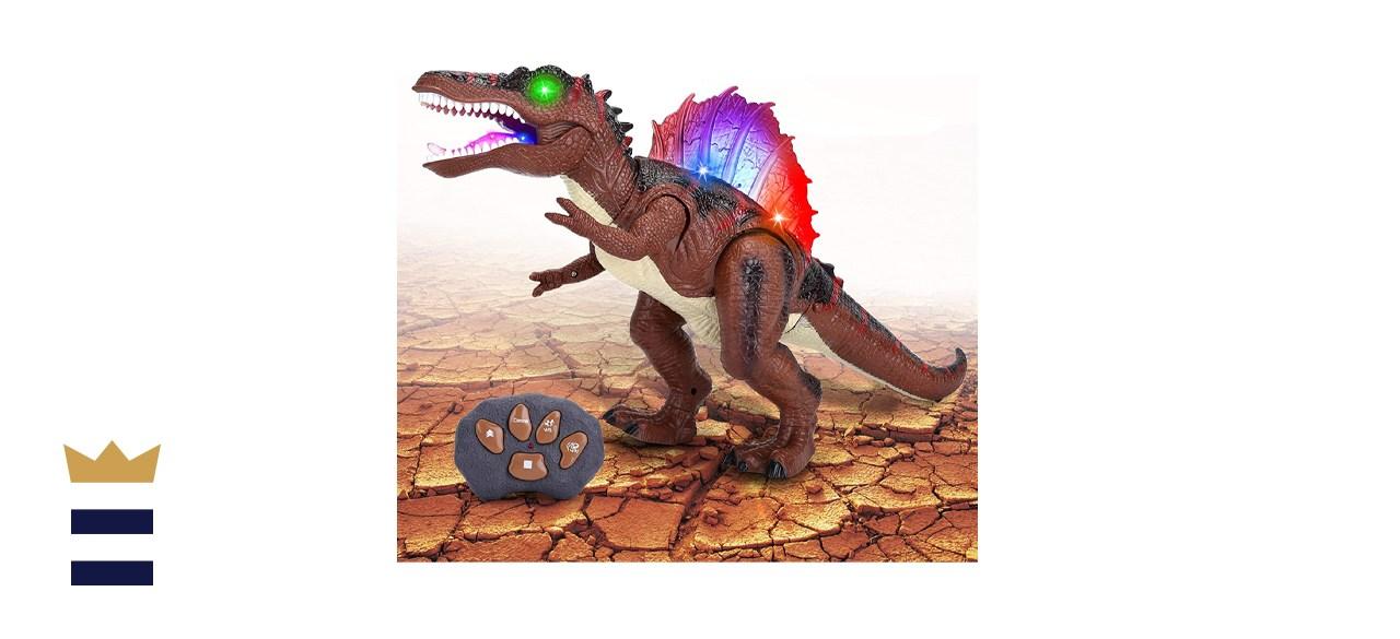 Remote Control Dinosaur 20-inch Spinosaurus Toy