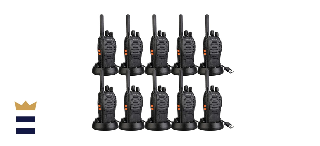 Retevis H-777 Two-Way Radios (10-Pack)
