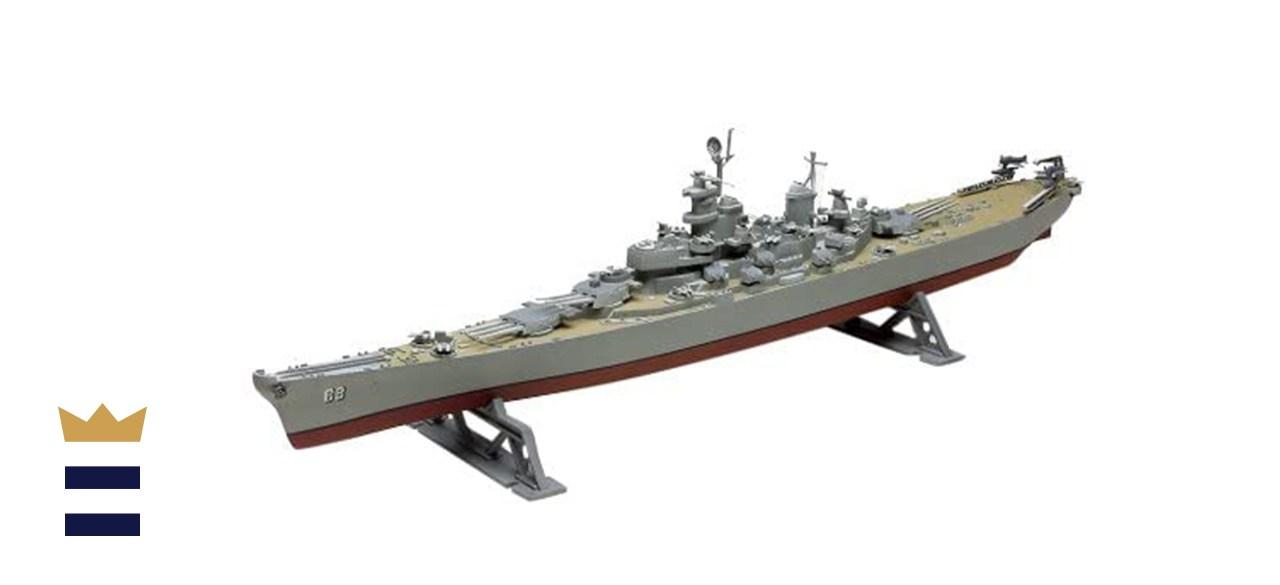 Revell USS Missouri Battleship
