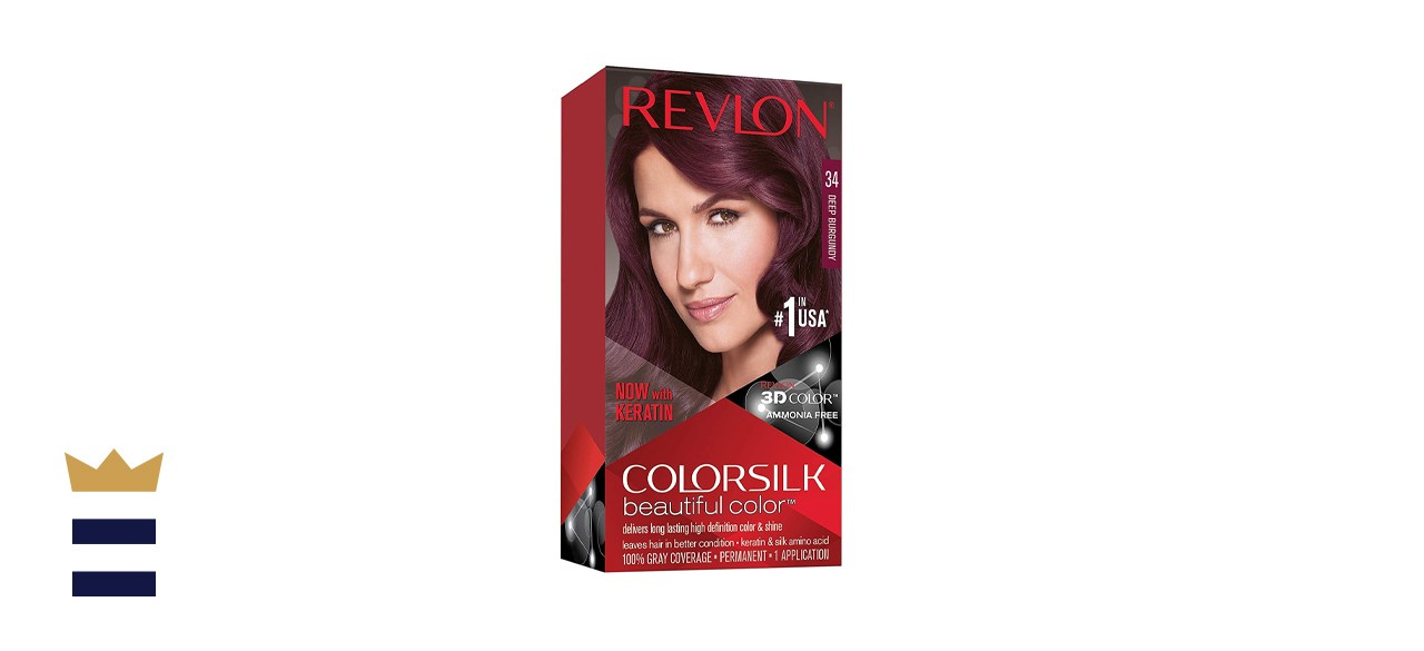 Revlon Colorsilk Burgundy Permanent Dye