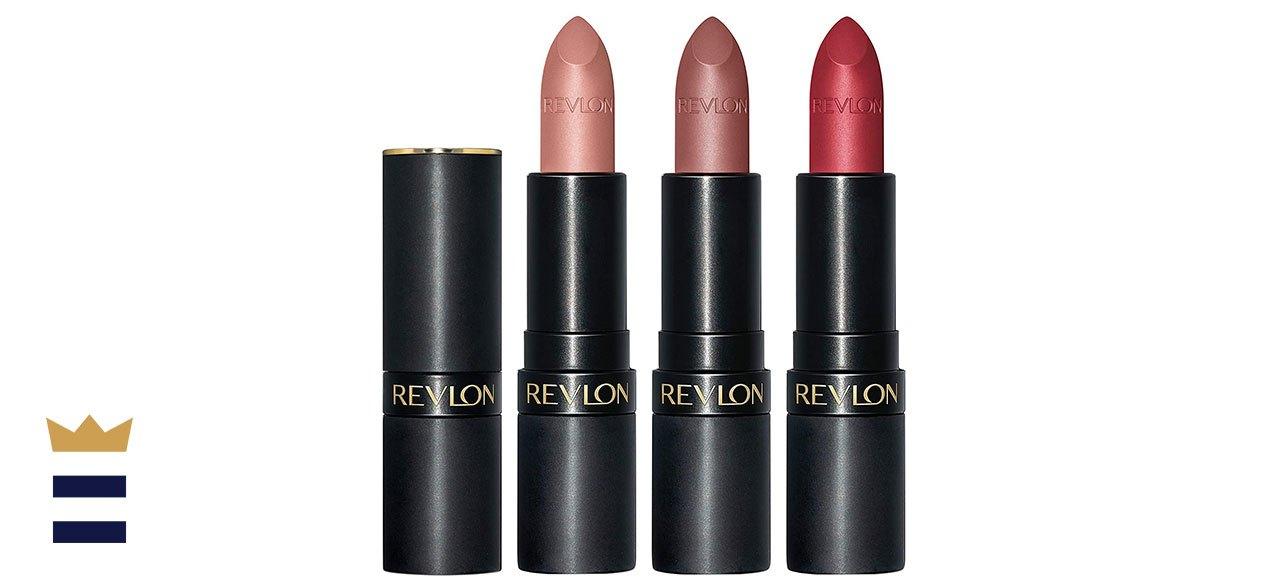 Revlon Super Lustrous 3-Piece Matte Lipstick