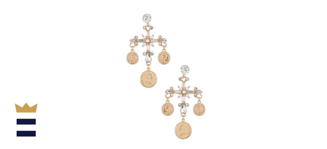 Revolve 8 Other Reasons Holy Grail Earrings