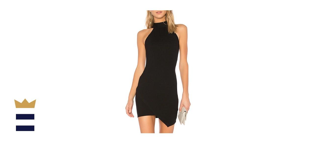 Revolve Tegan Wrap Mini Dress