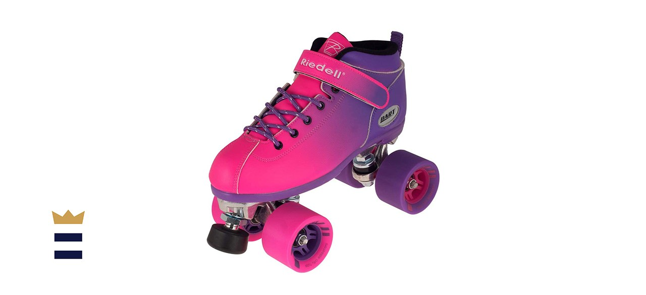 Riedell Skates Quad Roller Speed Skates