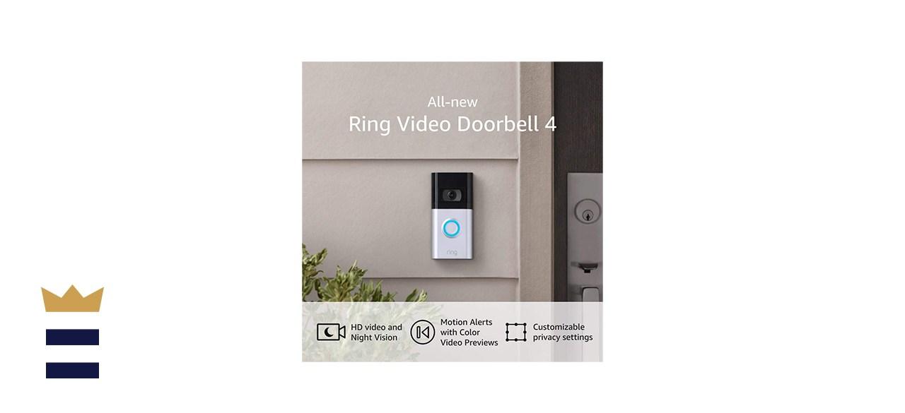 All-new Ring Video Doorbell 4