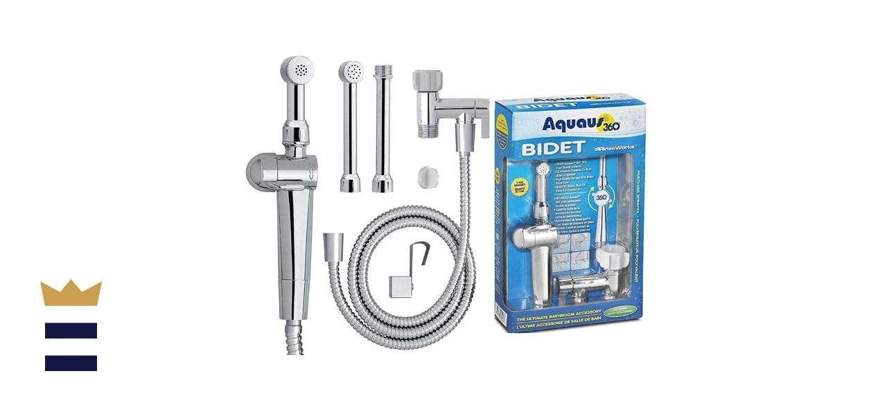 RinseWorks - Aquaus 360 HandHeld Bidet sprayer