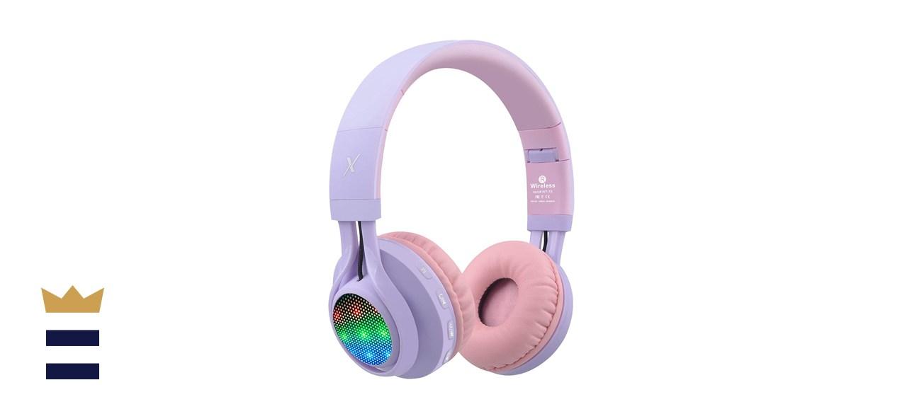 Riwbox Kids' Bluetooth Headphones