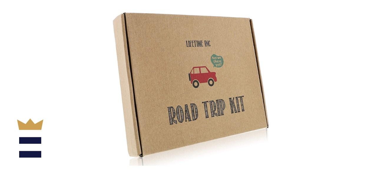Road Trip Reusable Marker Car Games