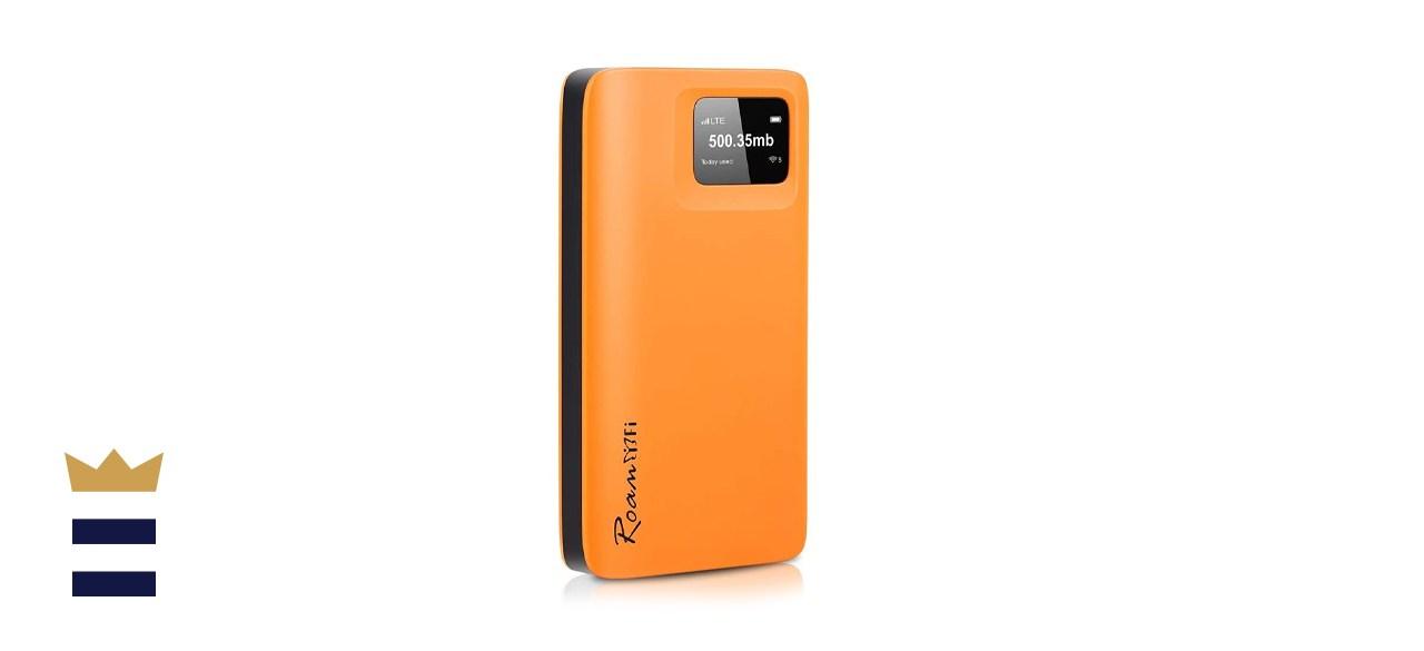 RoamWiFi Mobile Hotspot 4G LTE Router