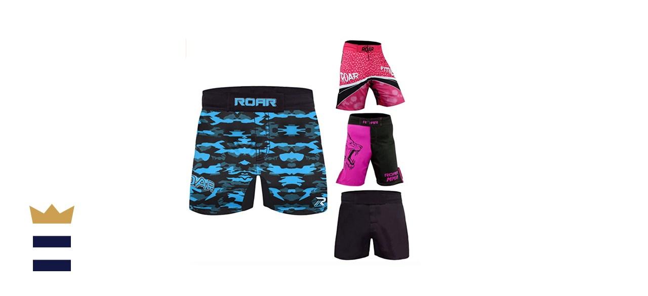 Roar Women's MMA Fight Shorts