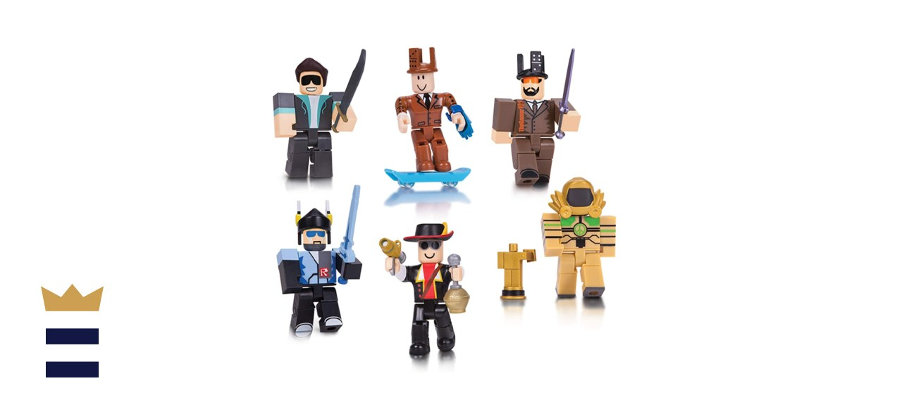 Roblox Six-Figure Action Collection