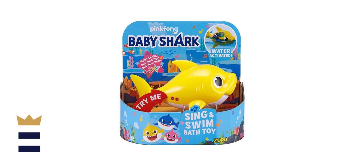 Robo Alive Junior Baby Shark Toy