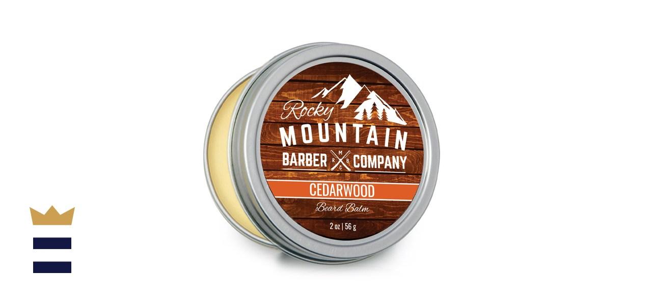 Rocky Mountain Barber Company Beard Balm