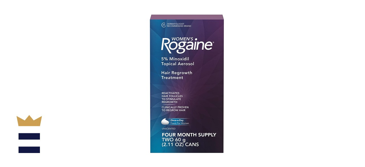 Rogaine Women's Minoxidil Hair Regrowth Treatment