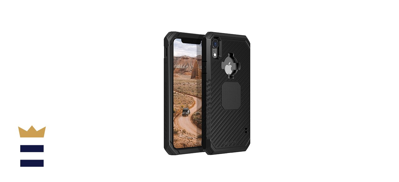 Rokform iPhone Magnetic Case with Twist Lock, Military Grade Rugged iPhone Case