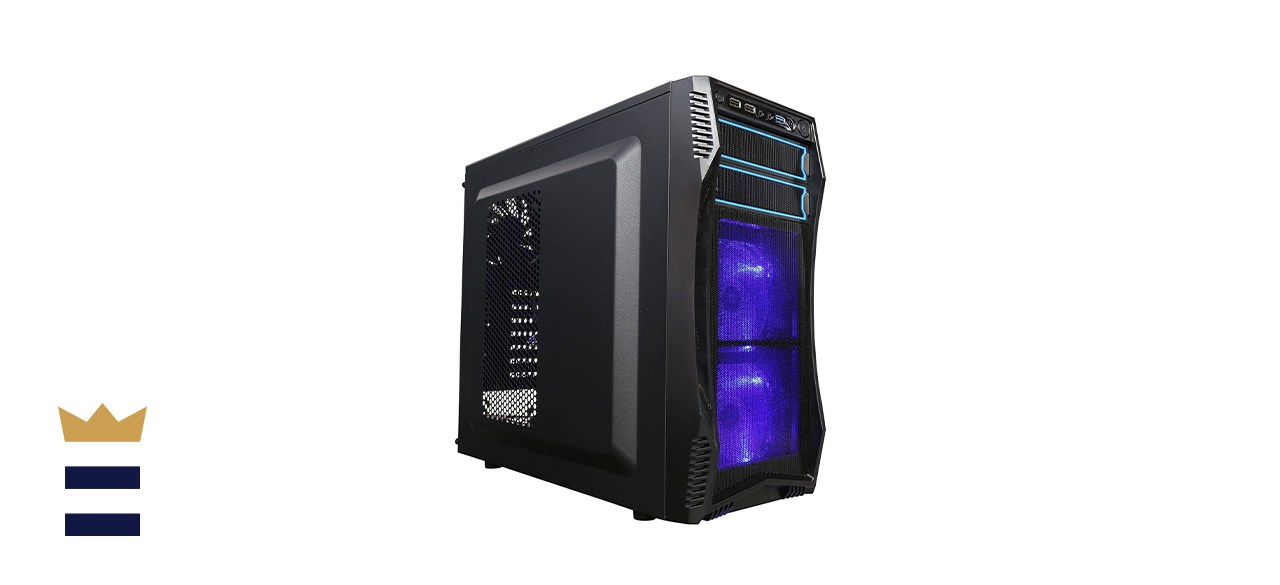 ROSEWILL ATX Mid-Tower Gaming Computer Case