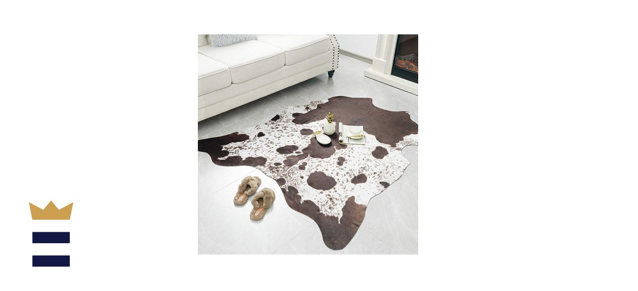 Rostyle Faux Cowhide Rug