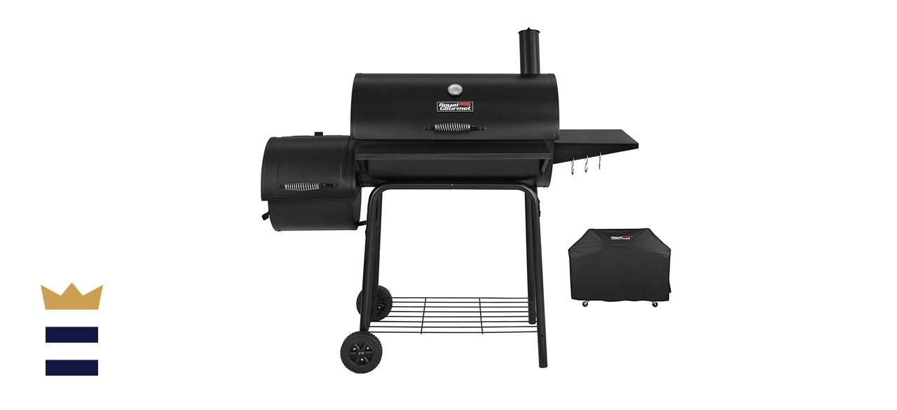 Royal Gourmet CC1830SC Charcoal Grill Offset Smoker