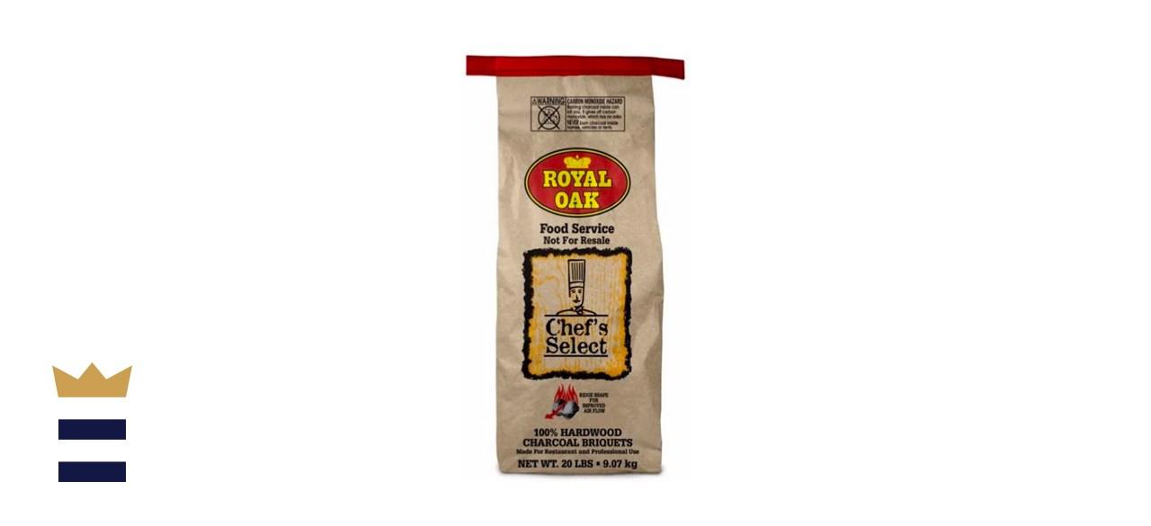 Royal Oak Chef's Select Premium Hardwood Charcoal Briquettes