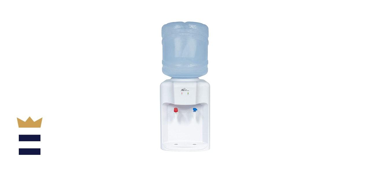 Royal Sovereign Compact Countertop Water Dispenser