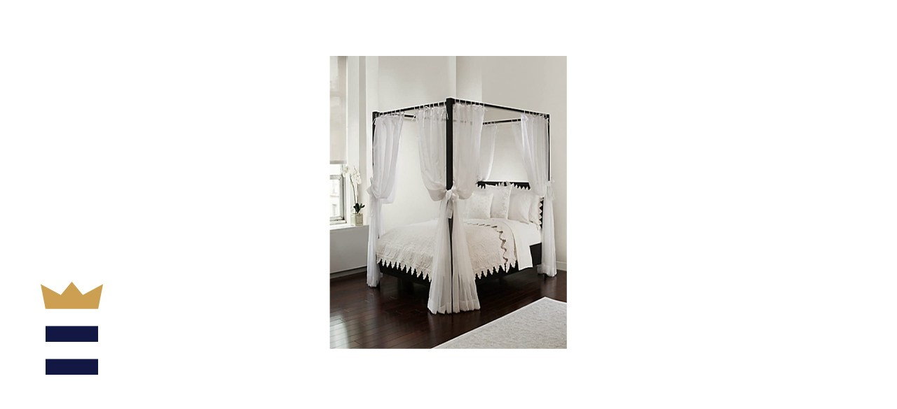 Royale Home White Canopy Set