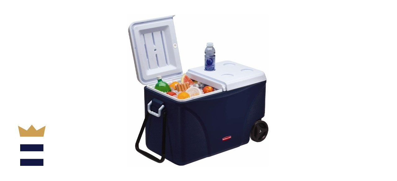 Rubbermaid DuraChill Wheeled Cooler