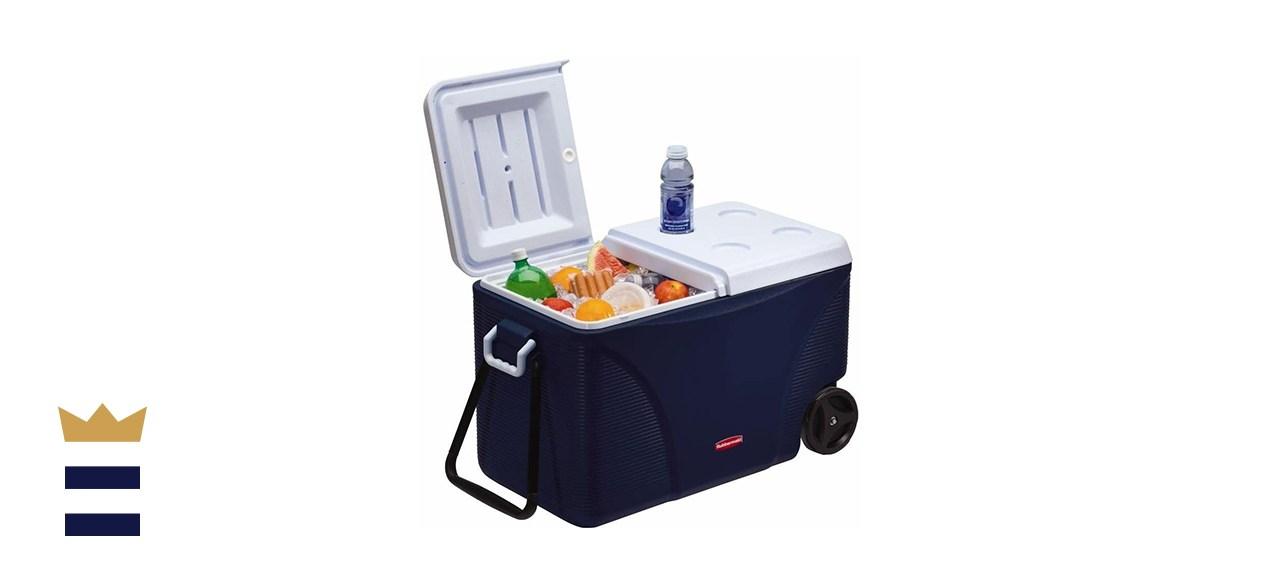 Rubbermaid Durachill Wheeled 75 Quart Cooler