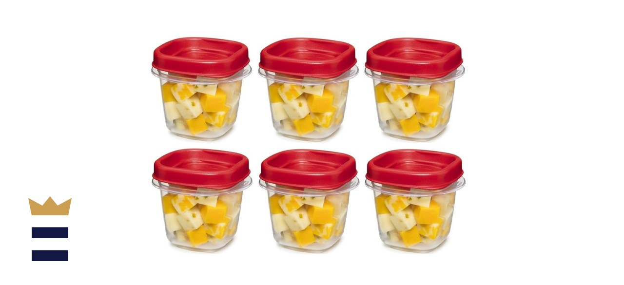 Rubbermaid Easy Find Square Food Storage Container