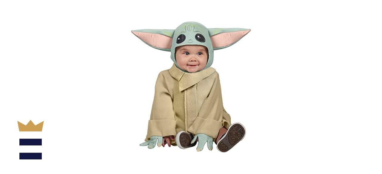 """Rubie's Baby Star Wars """"The Mandalorian"""" The Child Costume"""