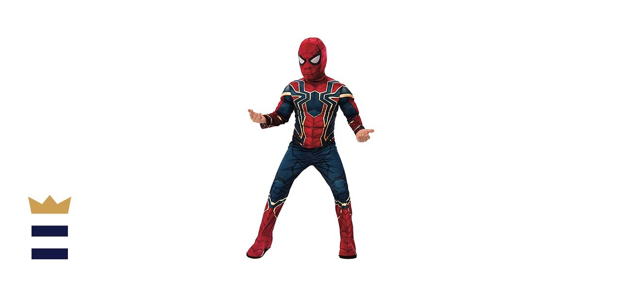 Rubie's Deluxe Iron Spider Costume