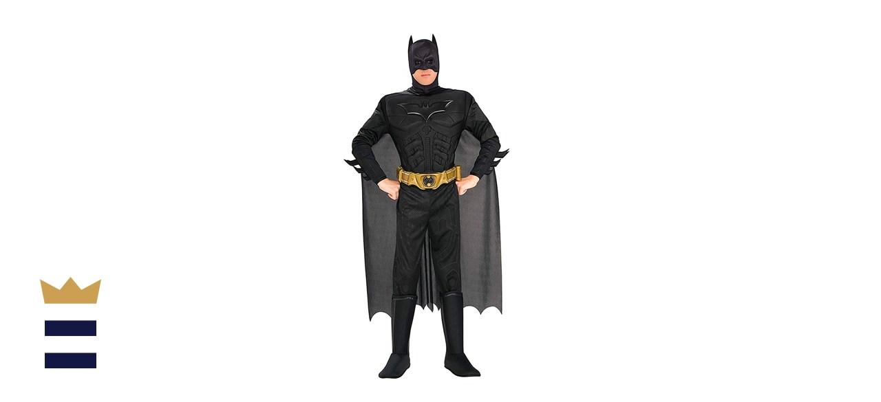 "Rubie's ""The Dark Knight"" Trilogy Adult Batman Costume"