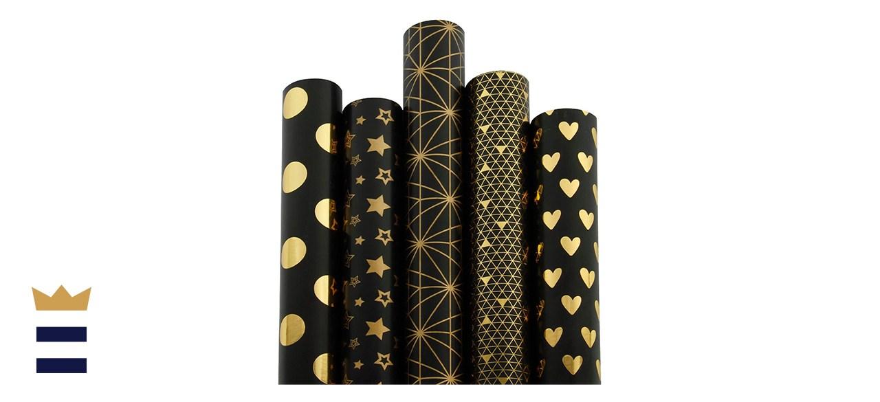 Ruspepas Gift Wrap Five-Pack