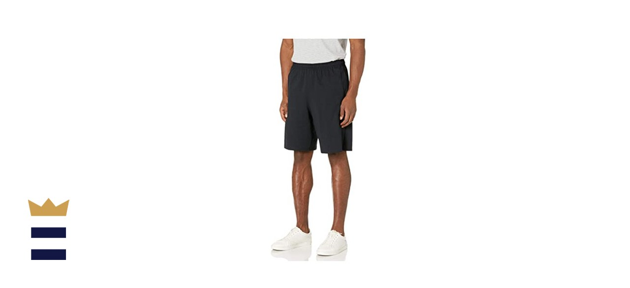 Russell Athletic 8-inch Cotton Shorts