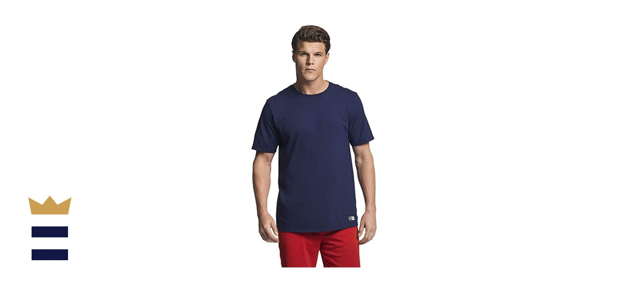 Russell Athletic Cotton Performance Short Sleeve T-Shirt