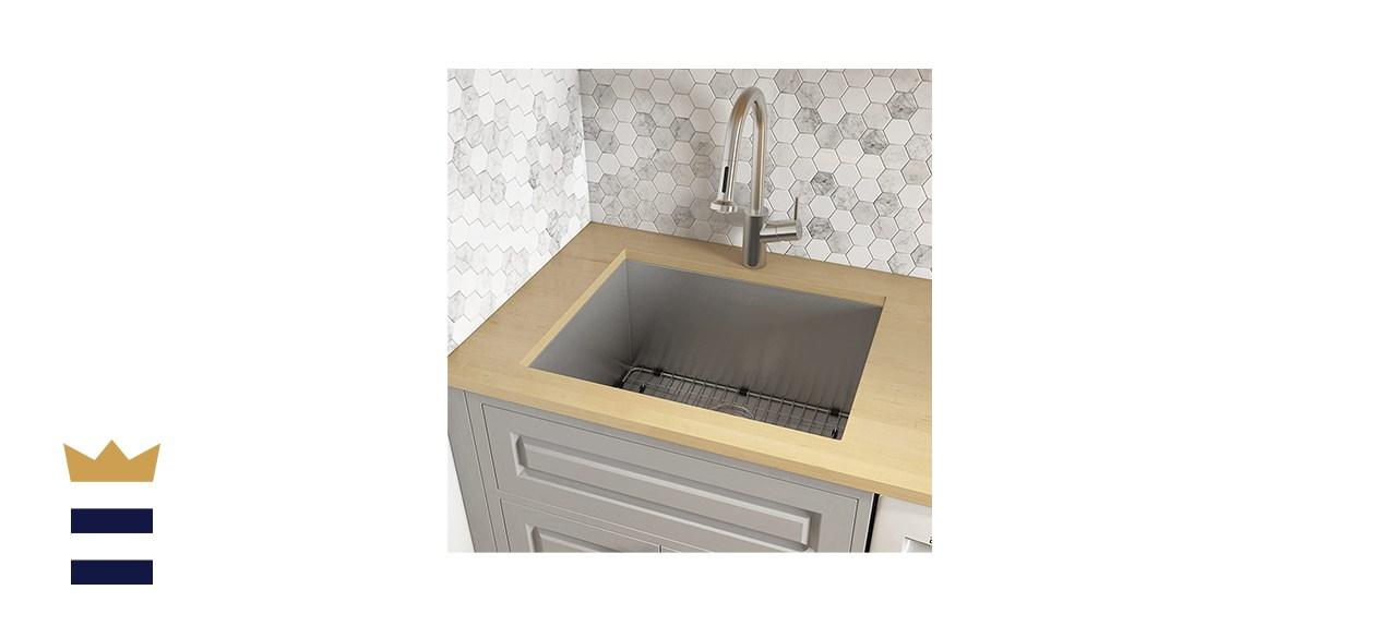 Ruvati Deep Laundry Utility Sink