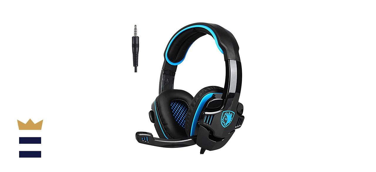 SADES Multifunctional Gaming Headset