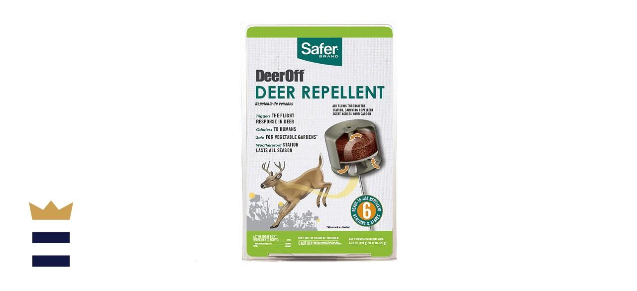Safer Brand Deer Repellent Stations