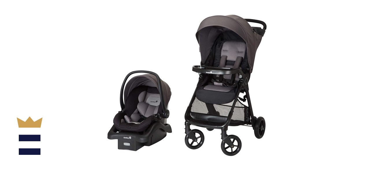 Safety 1st Smooth Ride Travel System with OnBoard 35 LT Infant Car Seat