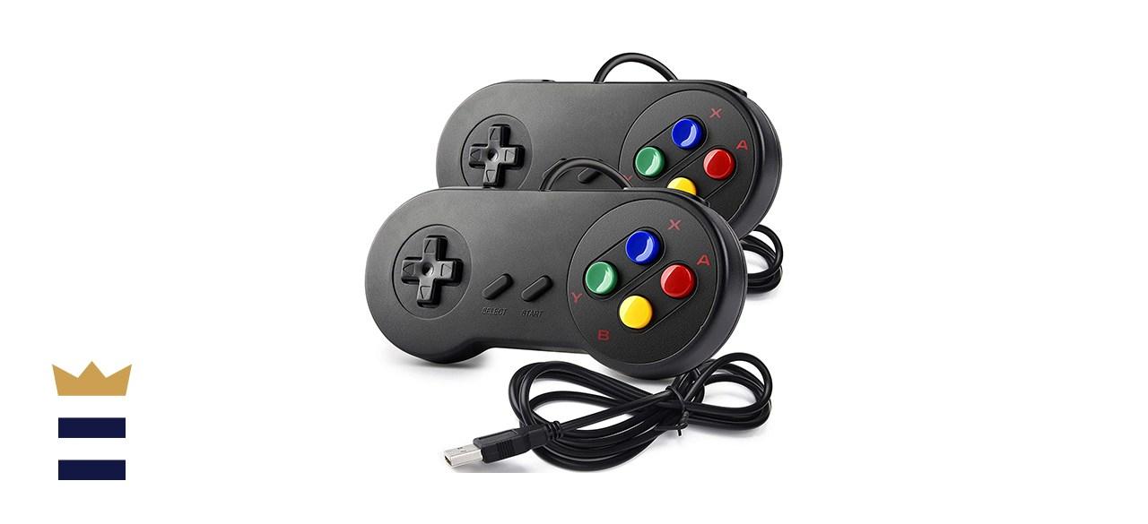 Saffun retro gamepad controller
