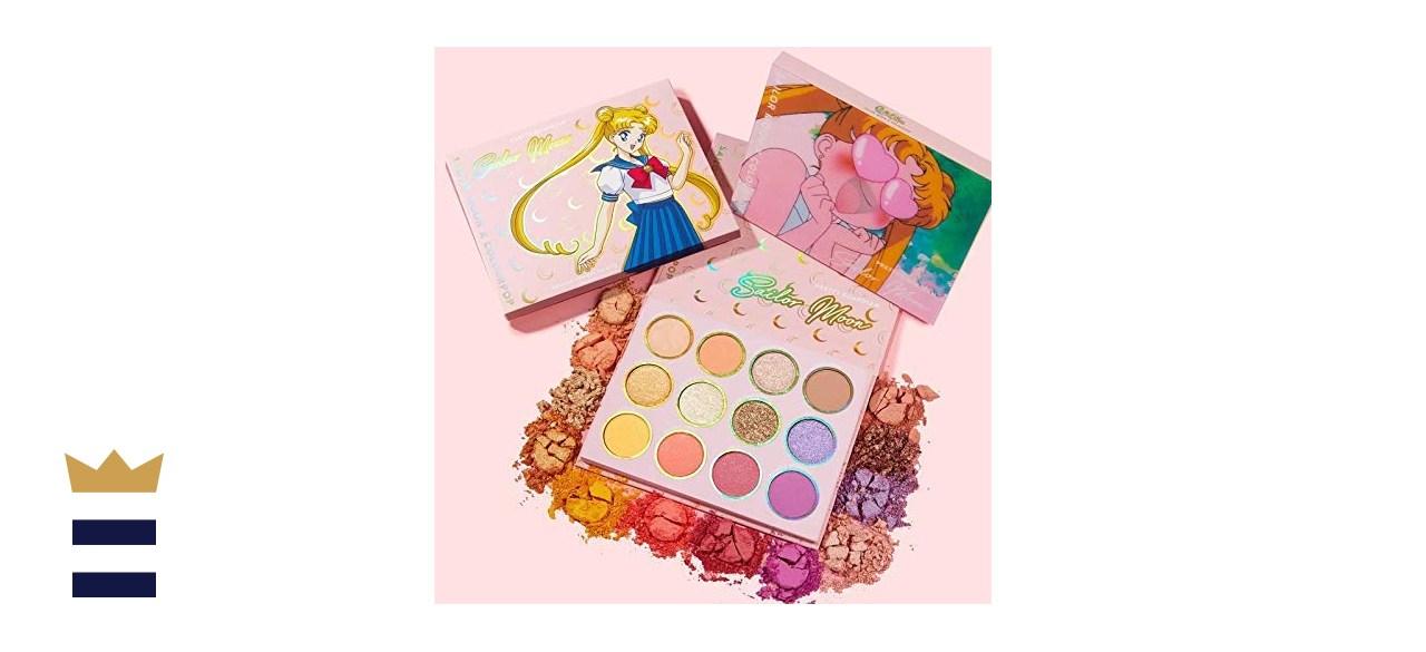 Sailor Moon x ColourPop Pretty Guardian Eyeshadow Palette