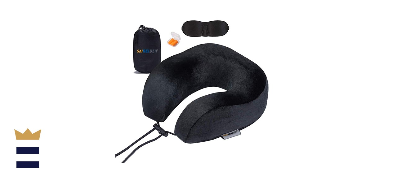 SAIREIDER Travel Neck Pillow