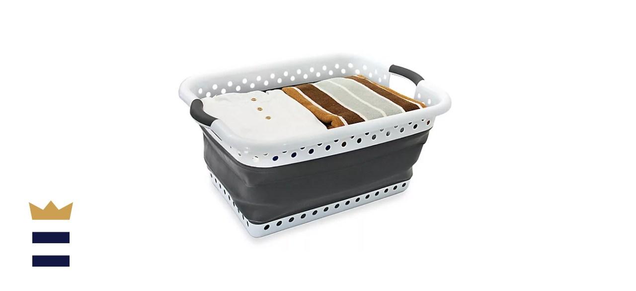 SALT Collapsible Laundry Basket