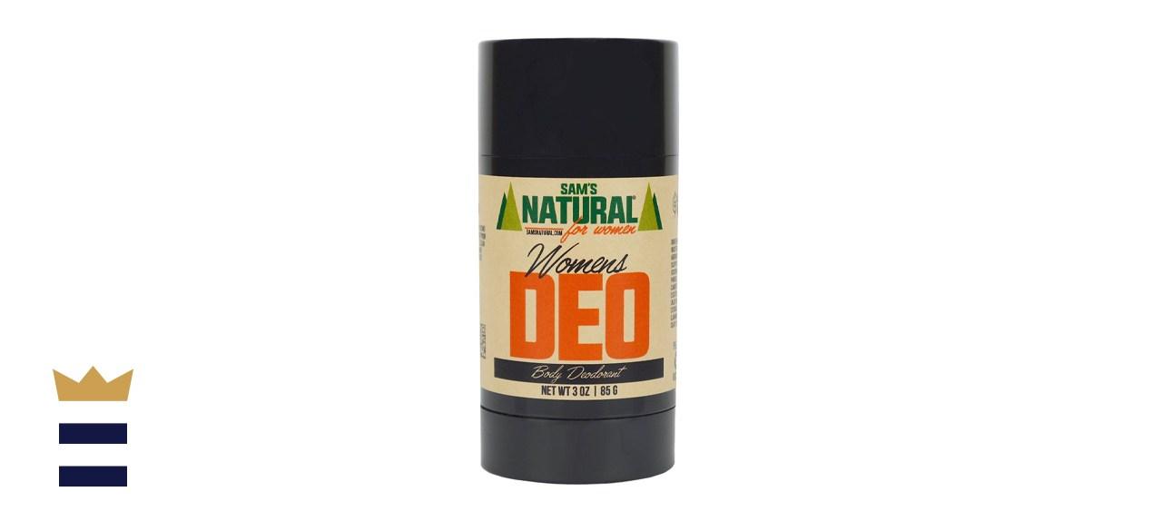 Sam's Natural Natural Deodorant Stick