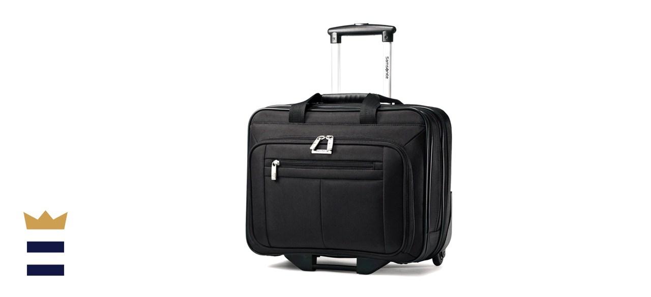Samsonite Wheeled Overnighter Briefcase