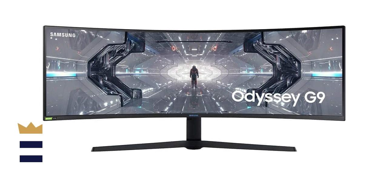SamsungUNG 49-inch Odyssey G9 Gaming Monitor