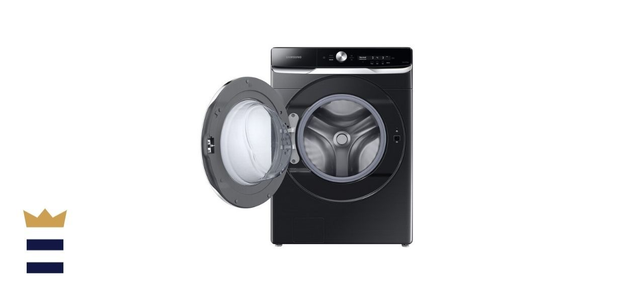 Samsung 5 Cubic Feet Washer in Brushed Black