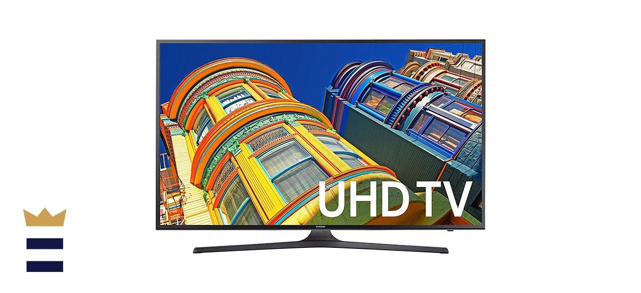 Samsung 55-Inch Ultra HD Smart TV