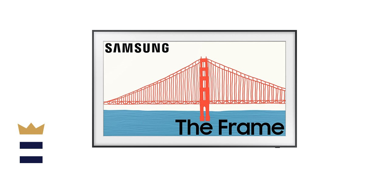 Samsung 65-Inch Frame Series QLED TV