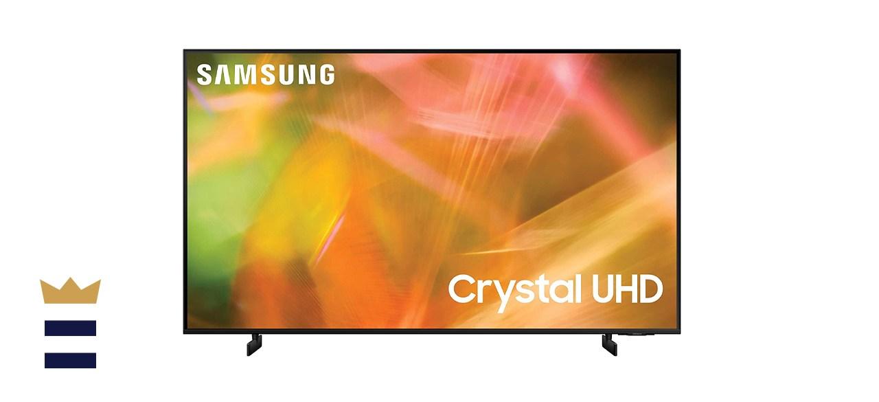 Samsung 43-Inch Class Crystal AU8000